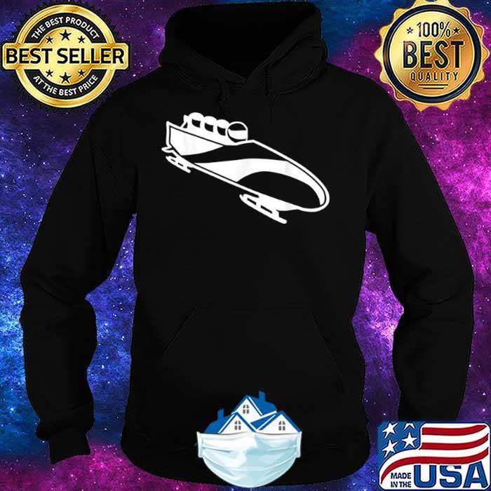 Bobsleigh bobsled Shirt Hoodie